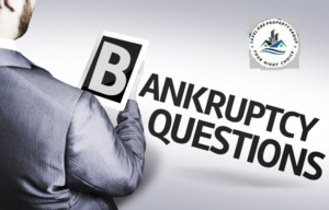 How to manage Bankruptcy